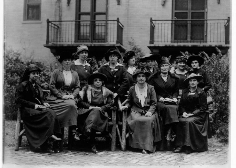 1919: International Congress of Working Women gets founded