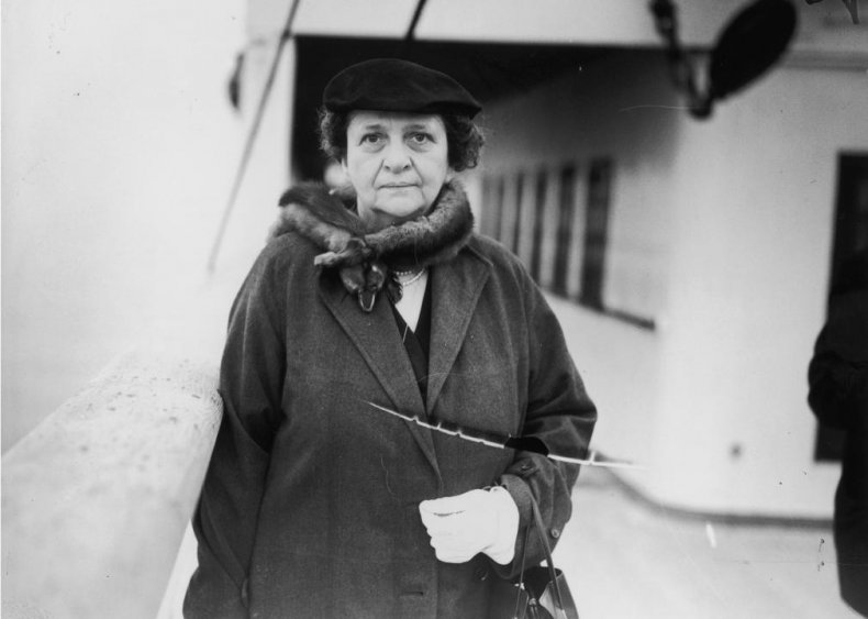 1933: Frances Perkins becomes first female Secretary of Labor