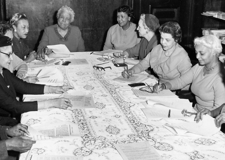 1935: National Council of Negro Women gets established