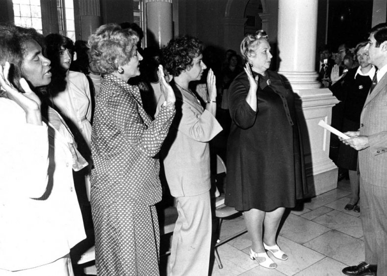 1961: President Kennedy founds Commission on the Status of Women