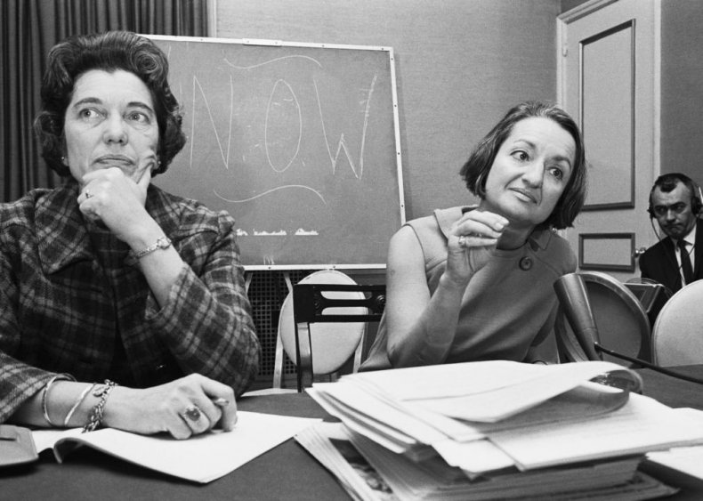 1966: Feminists form the National Organization for Women