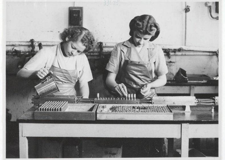 1969: Court rules against gender-based job classification systems