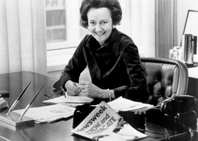 1972: America gets first female CEO of Fortune 500 company