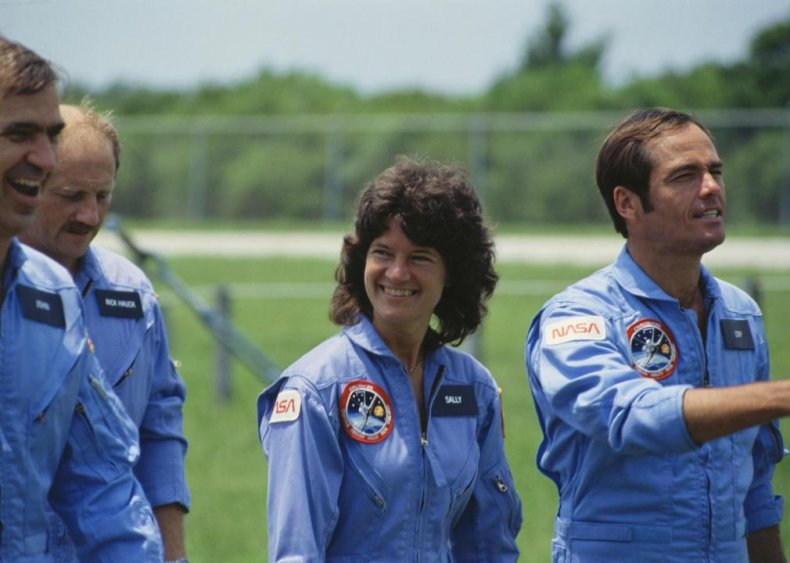 1983: First woman astronaut goes to space