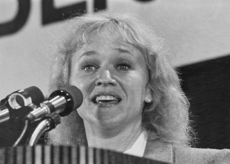 1989: Woman becomes leader of Small Business Administration