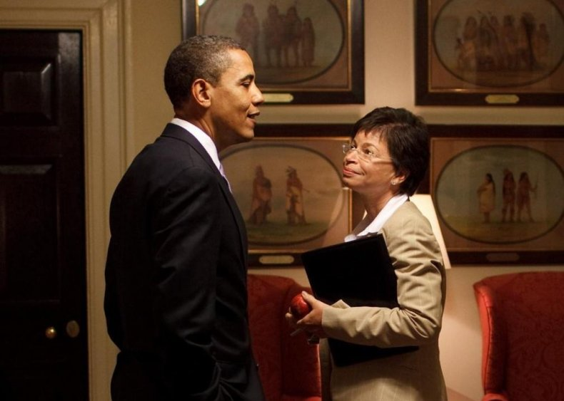 2009: President Obama creates Council on Women and Girls