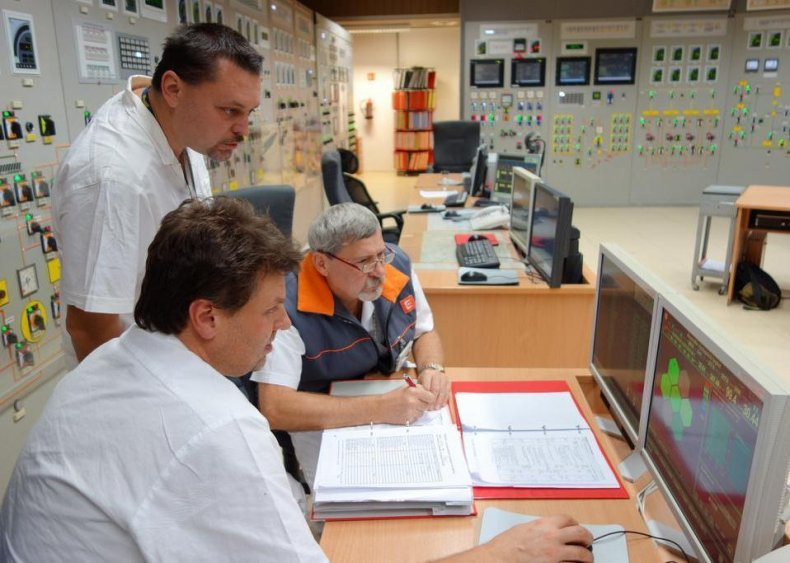 #74. Nuclear power reactor operators