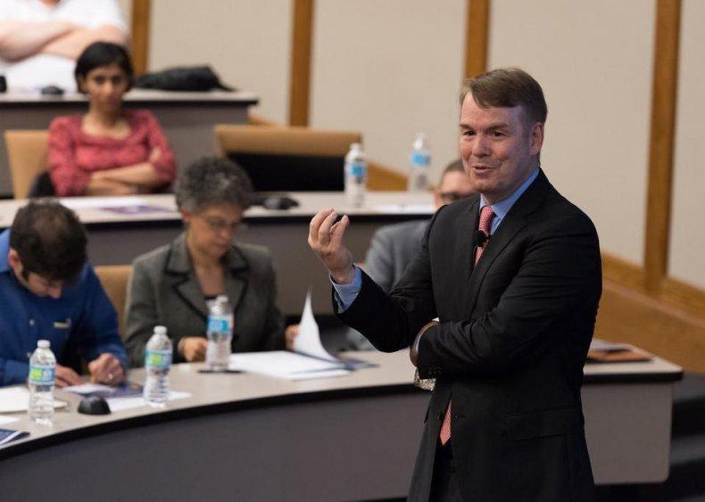 #45. Economics teachers, postsecondary