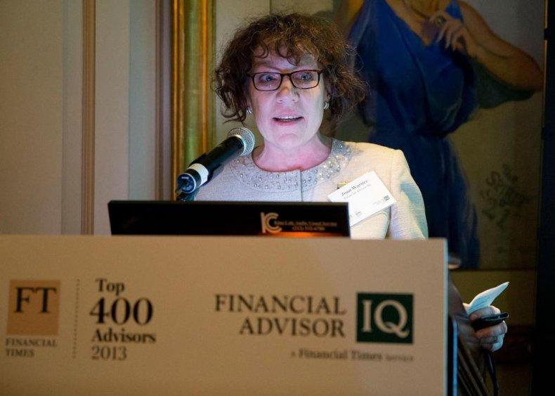 #43. Personal financial advisors