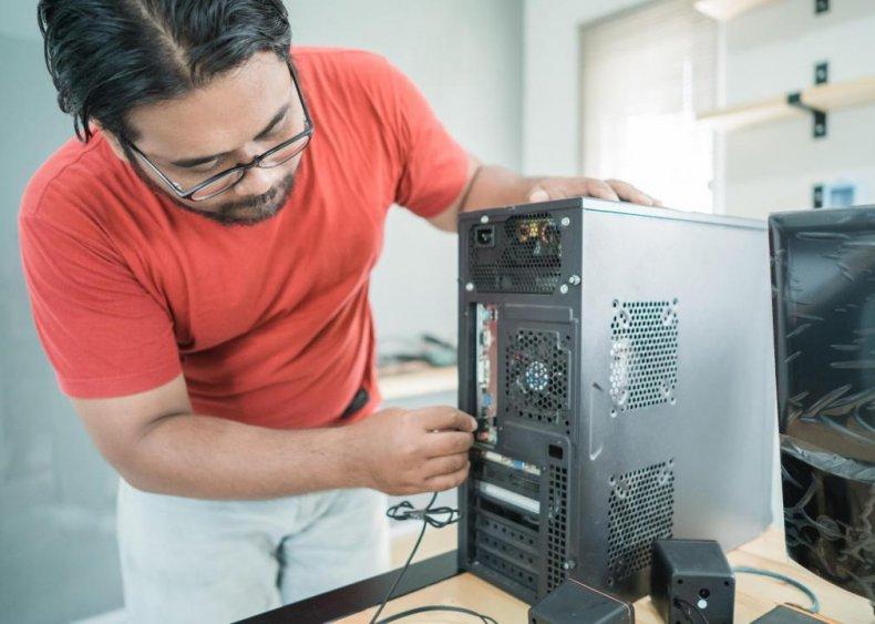 #35. Computer hardware engineers