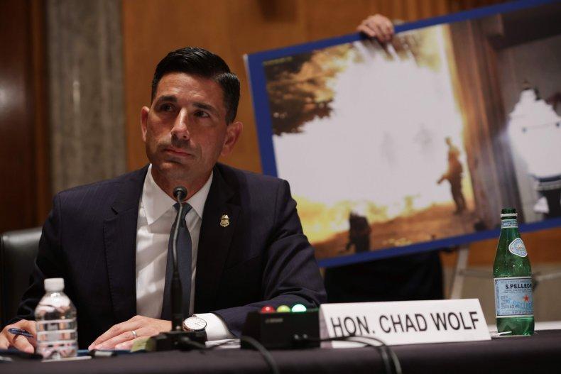 Chad Wolf