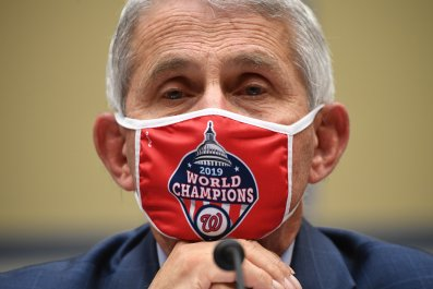 anthony fauci politico emails paul alexander mask