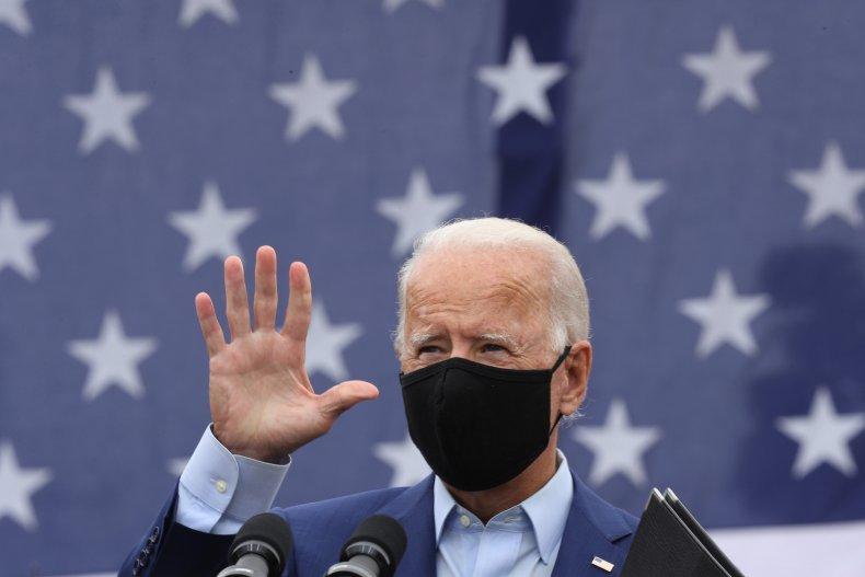 Joe Biden 9/9/20