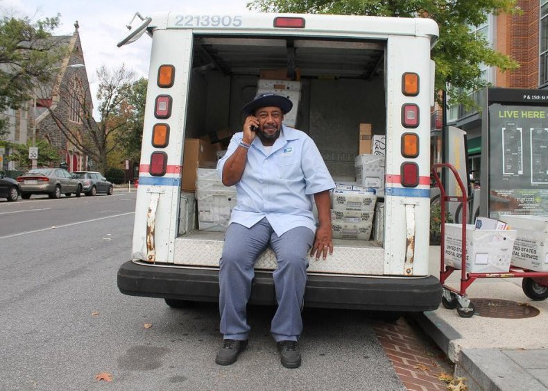 Mail sorter, letter carrier, and clerks