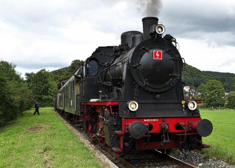 Locomotive firer