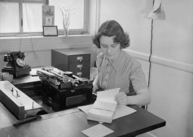 Typist or word processor