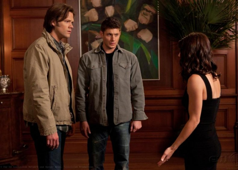 #95. Supernatural - 'The French Mistake'