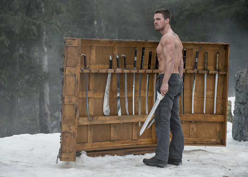 #89. Arrow - 'The Climb'