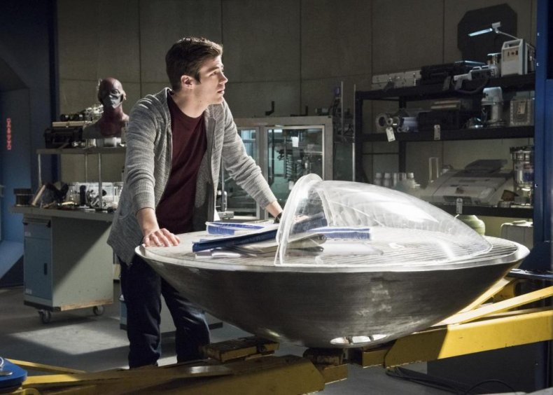#88. The Flash - 'Fast Enough'