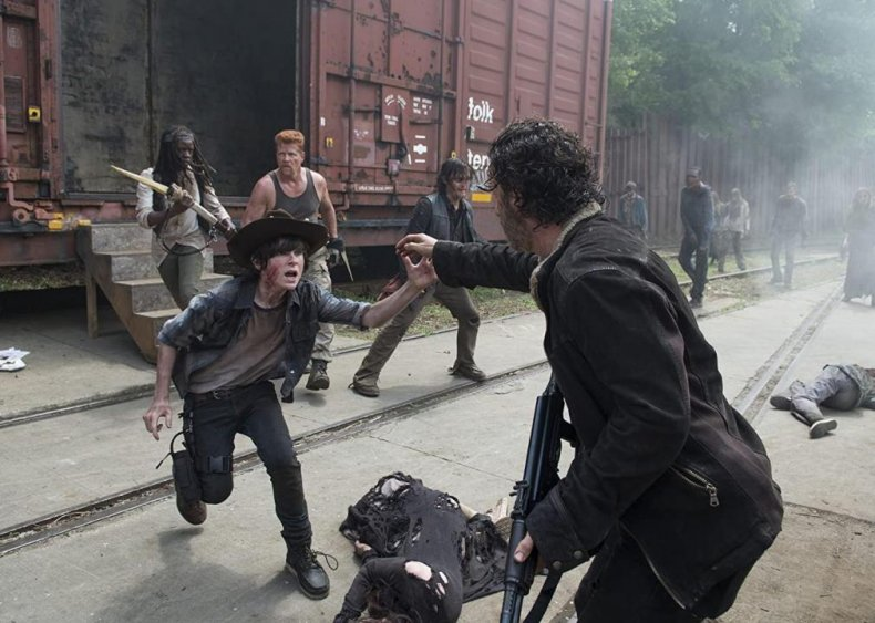 #83. The Walking Dead - 'No Sanctuary'
