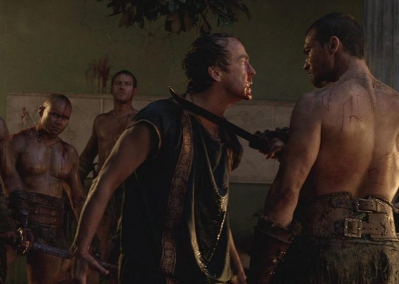 #78. Spartacus - 'Kill Them All'
