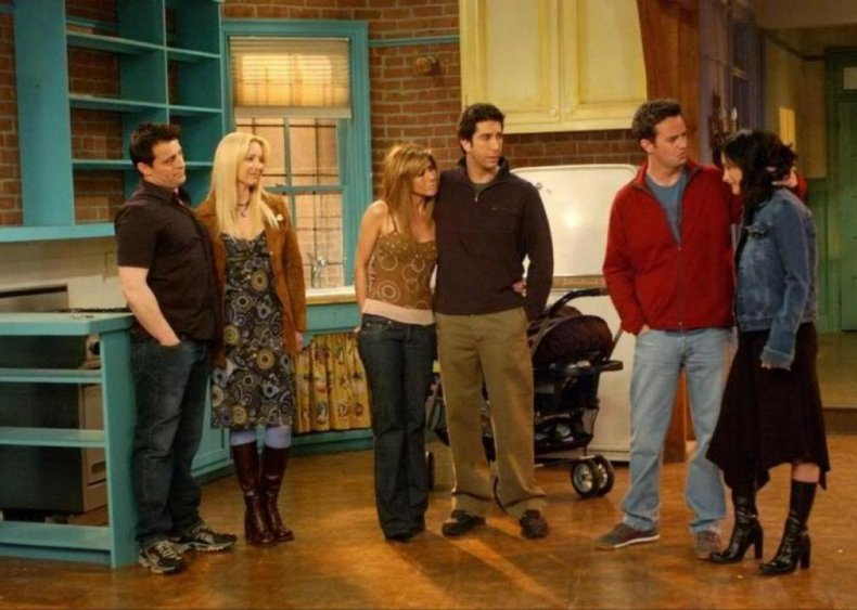 #63. Friends - The Last One: Part 2