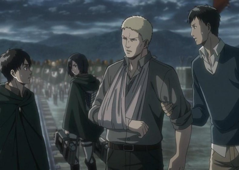 #47. Attack on Titan - 'Senshi'