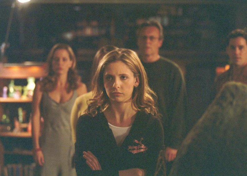 #40. Buffy the Vampire Slayer - 'Once More, With Feeling'