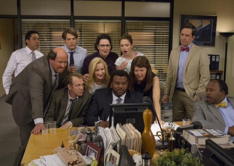 #30. The Office - 'Finale'
