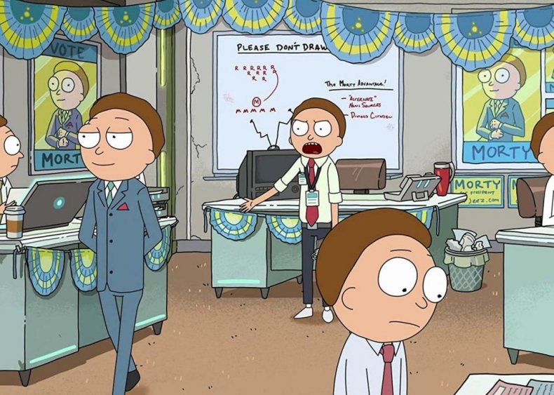 #25. Rick and Morty - 'The Ricklantis Mixup'