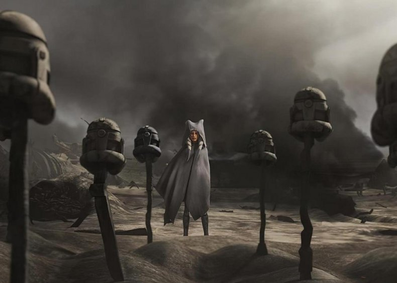 #22. Star Wars: The Clone Wars - 'Victory and Death'