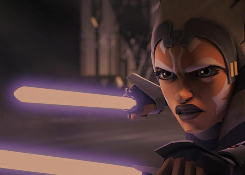 #19. Star Wars: The Clone Wars - 'The Phantom Apprentice'