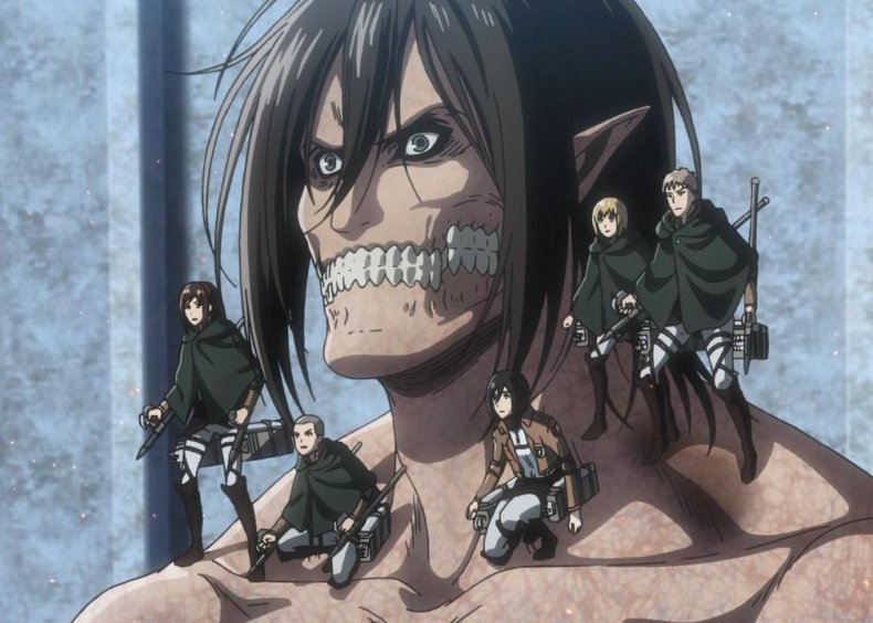 #15. Attack on Titan - 'Perfect Game'