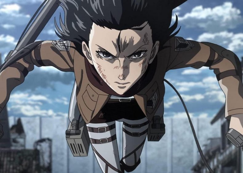 #9. Attack on Titan - 'Hero'