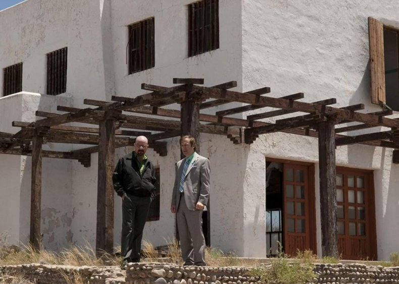 #8. Breaking Bad - 'Face Off'