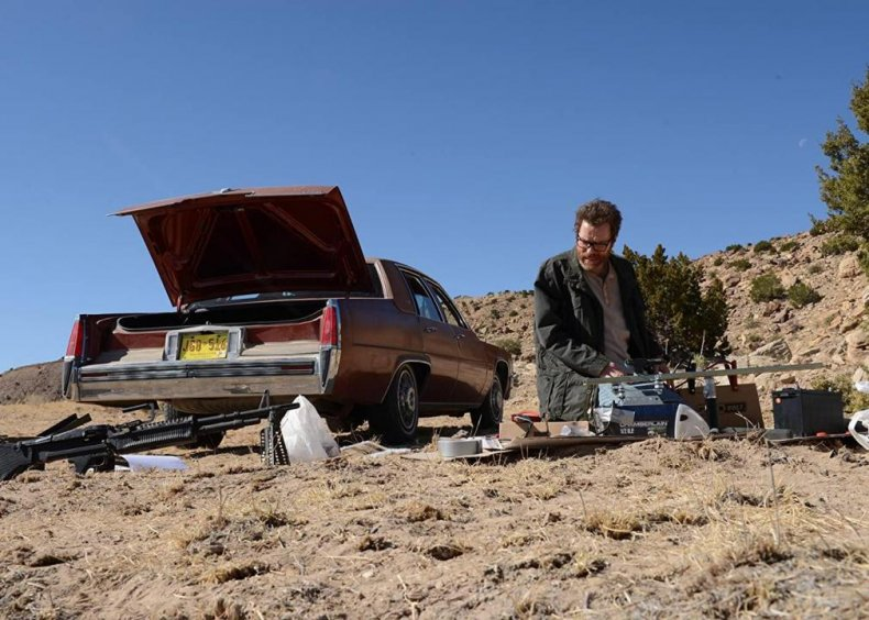 #6. Breaking Bad - 'Felina'