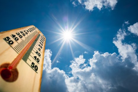 temperature, heat, sky, hot, thermometer, getty, stock