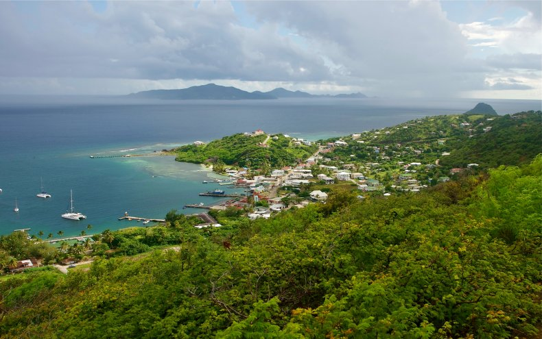St. Vincent and the Grenadines 2