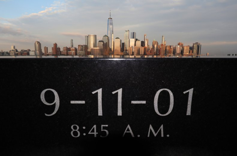 9/11 Memorial Vandalized Just Days Before 19th Anniversary of Terrorist  Attacks