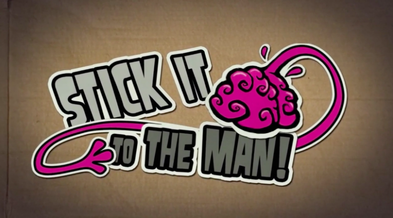 Stick It to the Man! Game