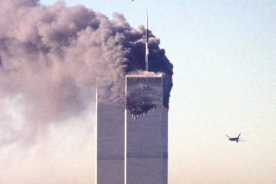 September 11 World Trade Center plane crash