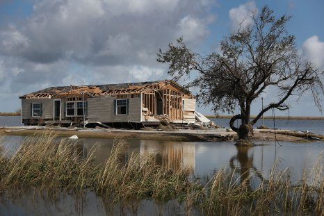 Hurricane Laura, Louisiana