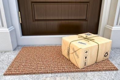 Package outside door