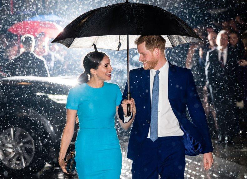 Meghan Markle, Prince Harry, Endeavour Fund Awards