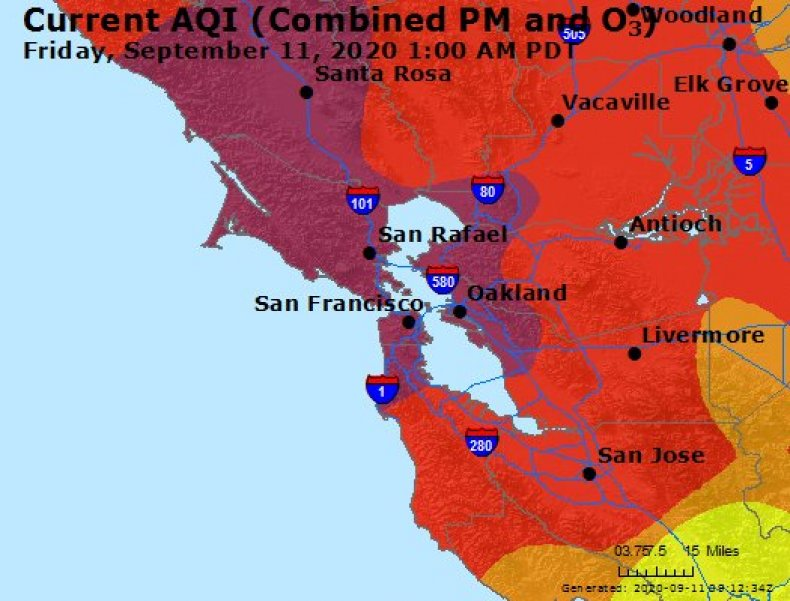 Air Quality San Francisco