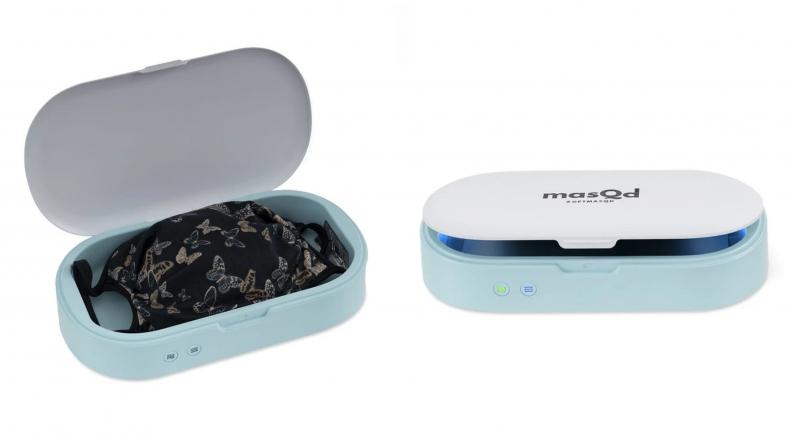 MasQd Portable UV Box
