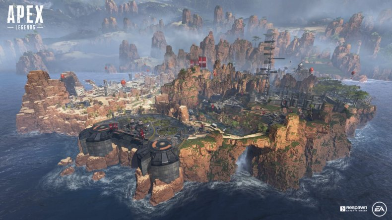 apex legends kings canyon ready up bug