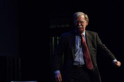 Ex-National Security Advisor John Bolton