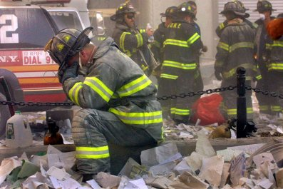 9/11 first responder dementia early onset study