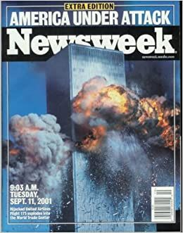 newswek 9/11 attack